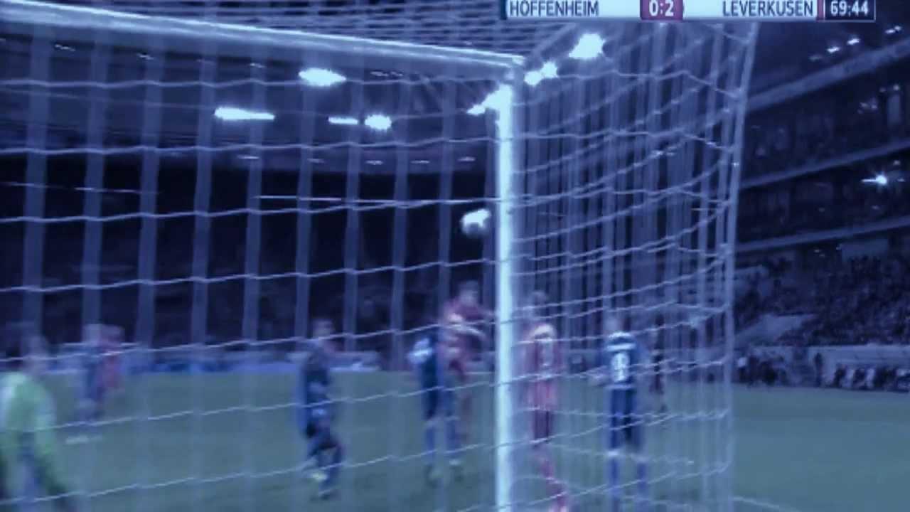 Mysterieus doelpunt in Duitse competitie