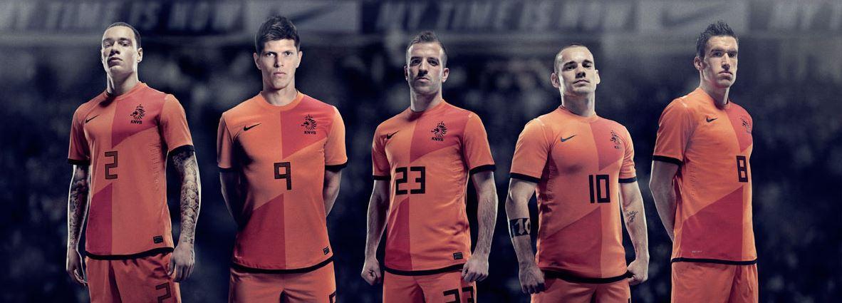 'Nieuwe WK-thuisshirt Oranje uitgelekt'