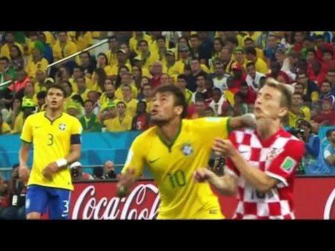 'Neymar had rood moeten krijgen'