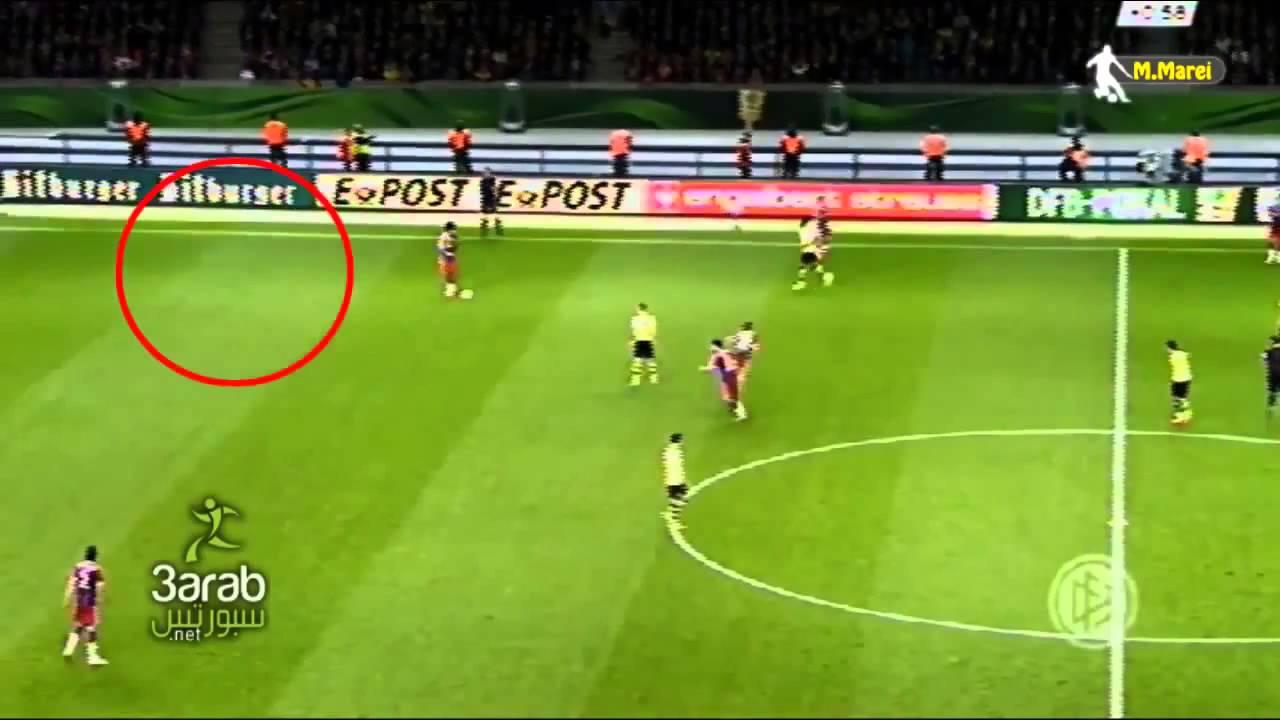 Ook geest tijdens Bayern München – Borussia Dortmund