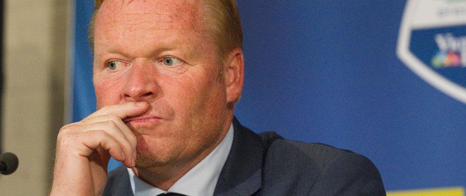 Feyenoord wil Koeman verlengen