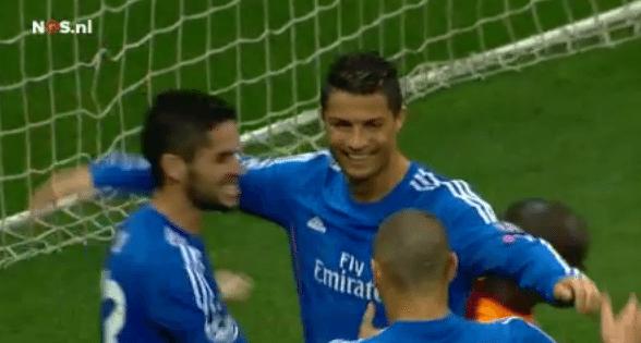 Ronaldo pakt Messi record af