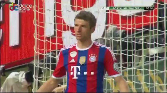 Samenvatting: bekerfinale Borussia Dortmund – Bayern München (0-2)