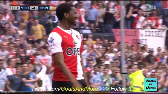 Samenvatting: Feyenoord verpulvert Go Ahead Eagles (5-0)
