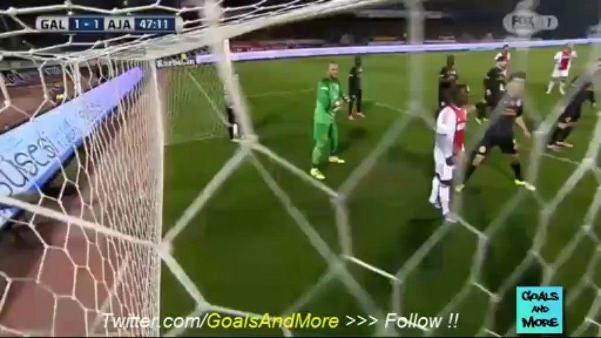 Samenvatting: Galatasaray verslaat Ajax (2-1)