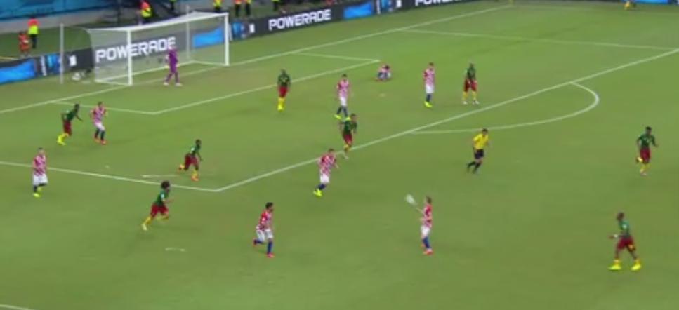 Samenvatting Kameroen – Kroatië WK 2014 (0-4)