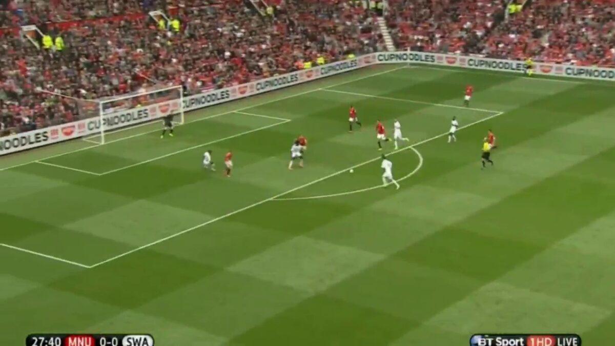 Samenvatting: Van Gaal met Manchester United ten onder tegen Swansea