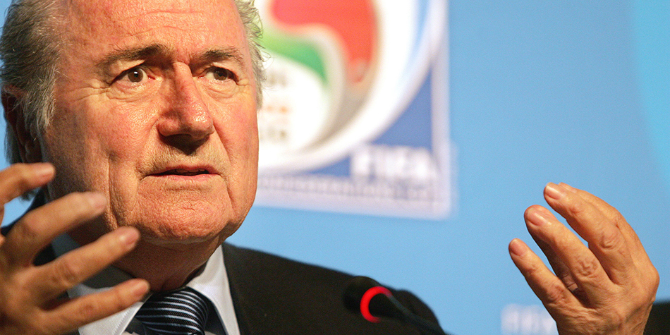 Blatter: 'WK in Qatar is fout'