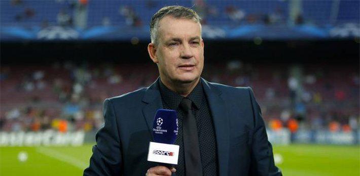 Sierd de Vos sportverslaggever SBS6