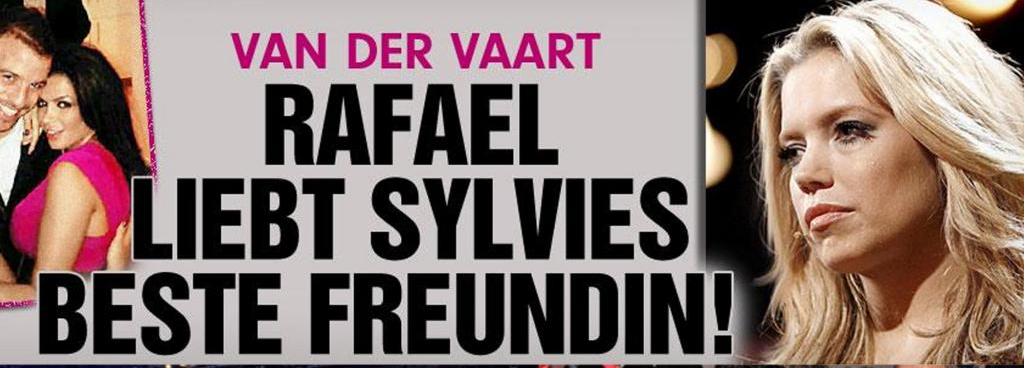 'Sylvie sloeg Rafael eerst'