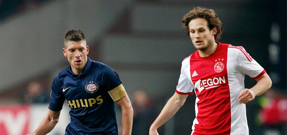 Al in augustus Ajax – PSV