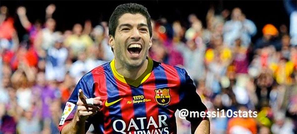 Suarez kan meedoen aan El Clasico