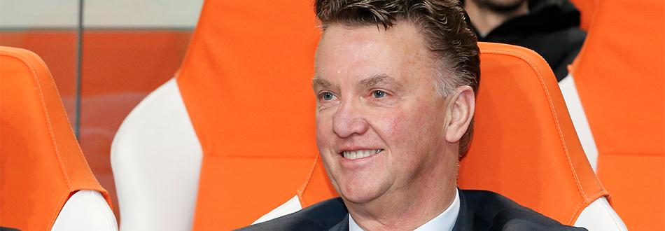 Tottenham Hotspur wil Van Gaal