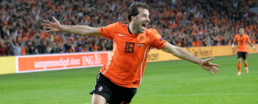 'Van Nistelrooy keert terug bij Oranje'
