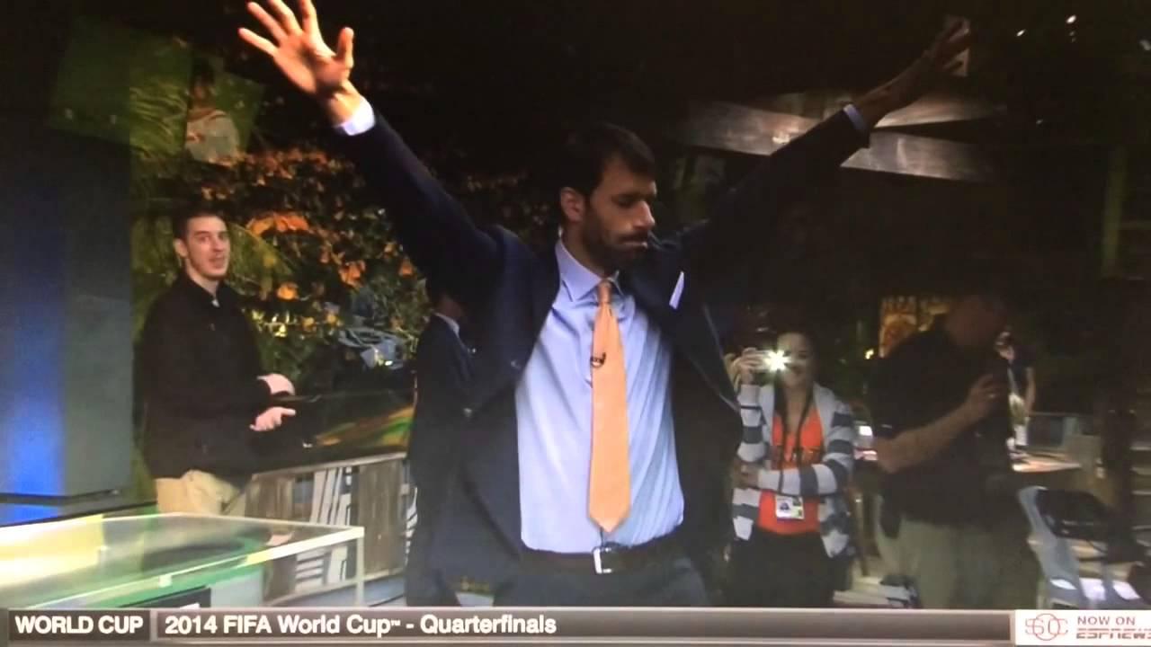 VIDEO: Prachtige reactie Van Nistelrooy na winst Oranje