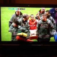 Walcott daagt Tottenham-fans uit