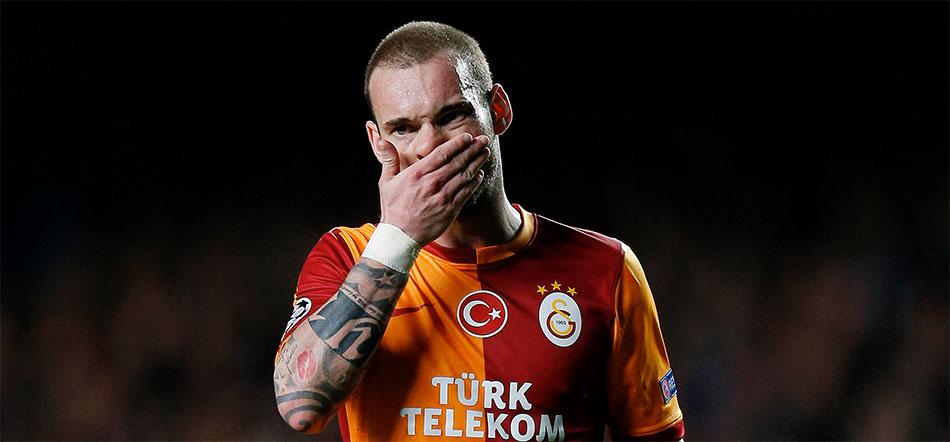 'Sneijder op weg naar Monaco'