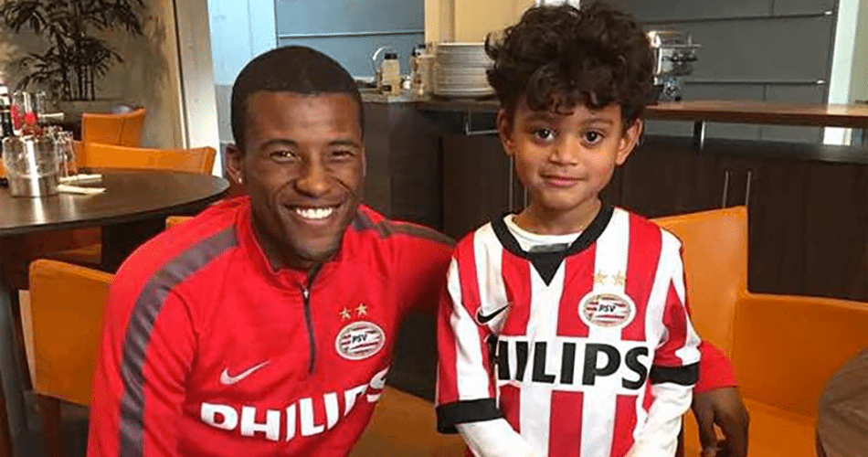 Wtf! Zoontje Vermeer is PSV-fan