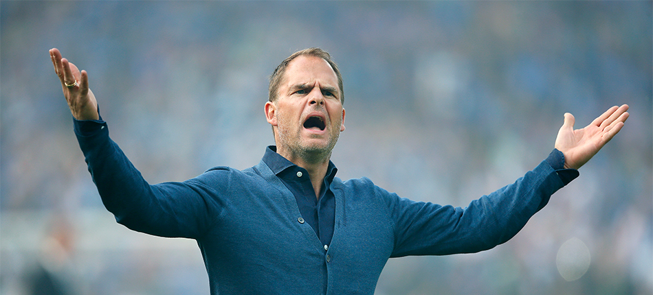 Wordt De Boer de nieuwe coach van Tottenham?